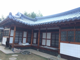 Traditional Korean Home