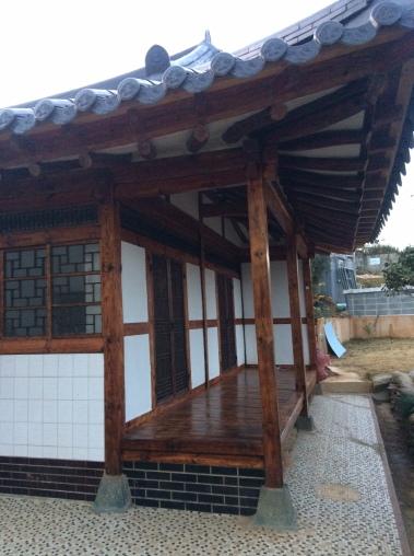 Traditional Korean Home