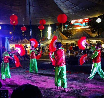 Festival in Manila for Lunar New Year!