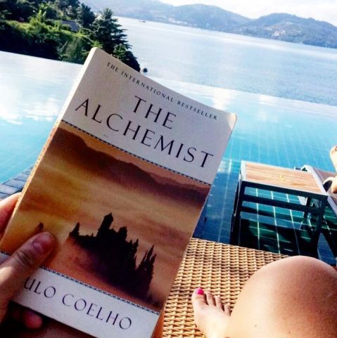I read The Alchemist while on this trip and I absolutely loved it. I highly recommend to all!