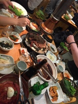 Korean BBQ!