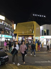 The beehive of Gwangju (nicknamed by Claire and me)