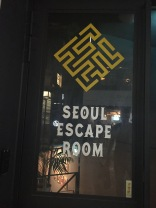 Seoul Escape Room in Itaewon!
